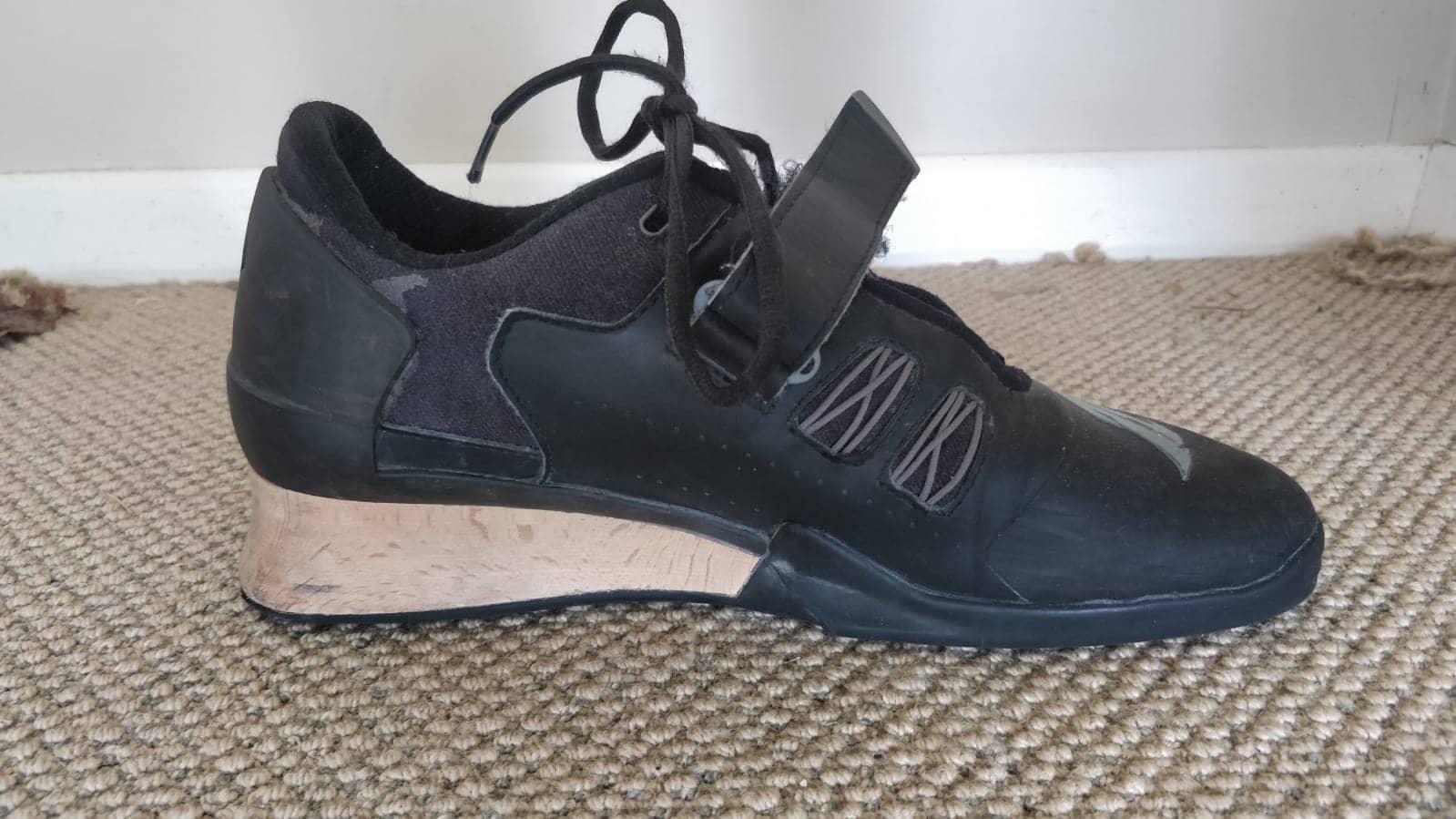 Velaasa Strake Weightlifting Shoe