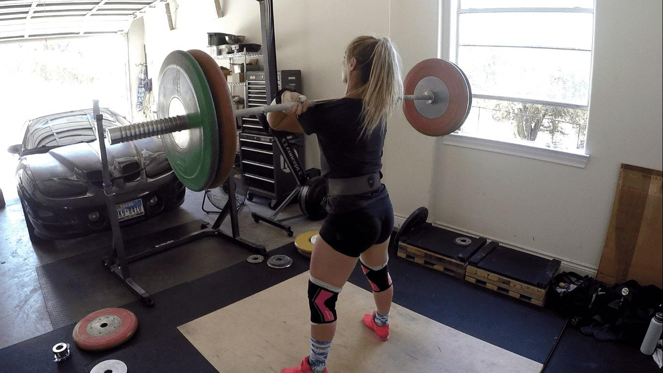 Hang Power Clean Muscles Worked