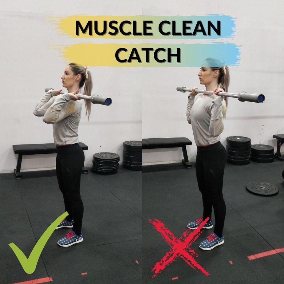 Muscle Clean Catch