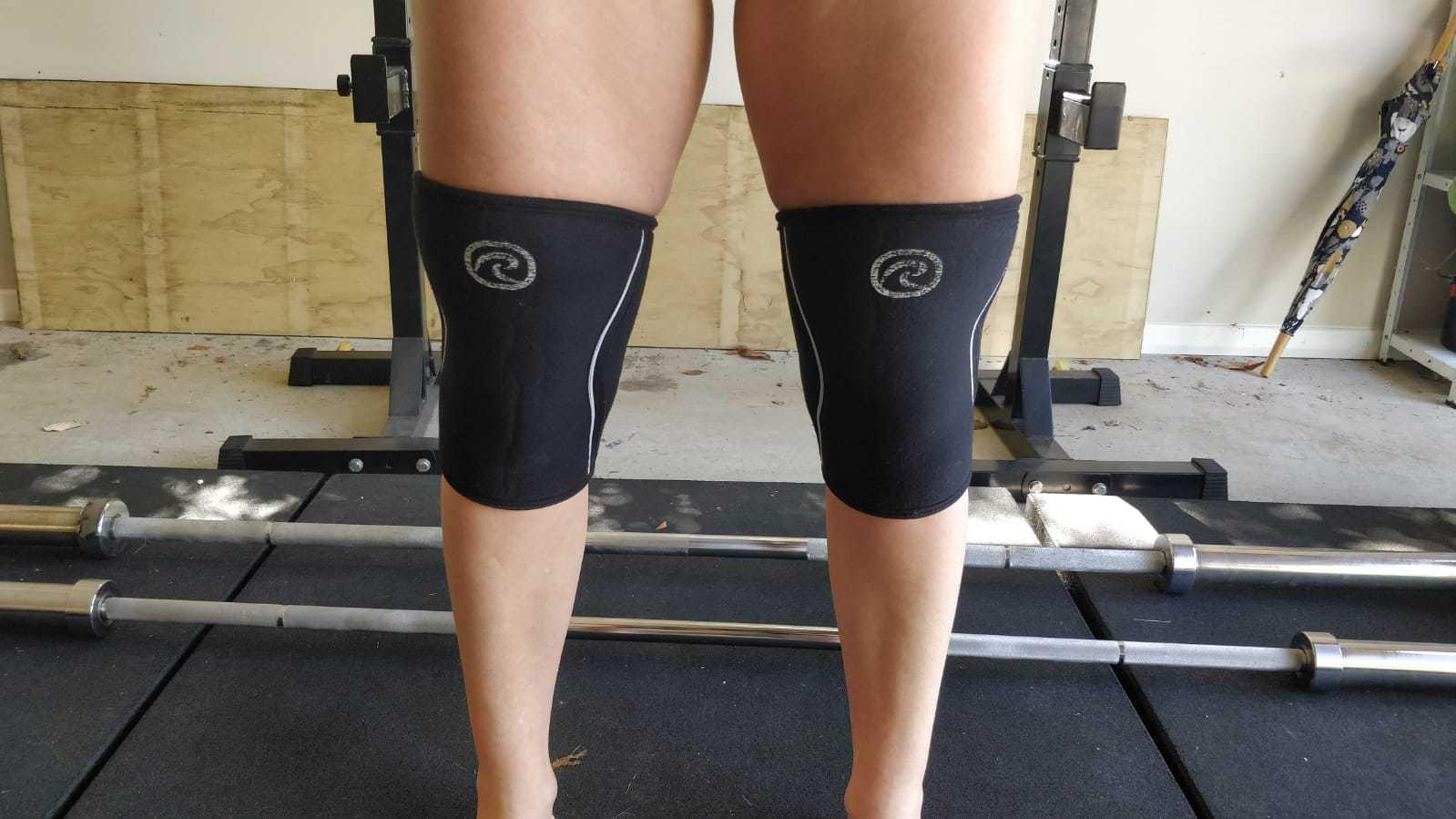 Rehband Knee Sleeves Fit